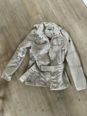Street One Parka light grey polyester