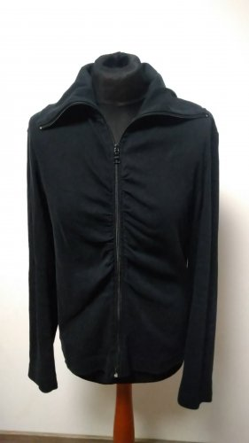esprit collection Chaqueta estilo camisa negro
