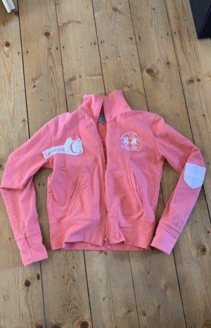 Jacke rosa pink Zipper la Martina