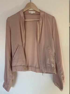 H&M Blouson rose-gold-coloured