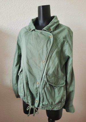 Roxy Kurtka przejściowa jasnoniebieski-szaro-zielony