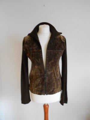 s.Oliver Shirt Jacket dark brown