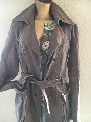 Safari Jacket grey brown