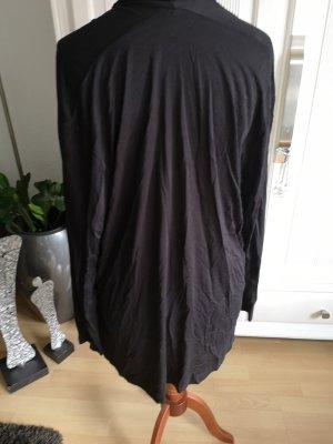 Made in Italy Shirtjack zwart