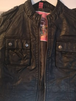 Jacke schwarz Gr. XL