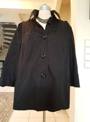Jacke schwarz Größe 42