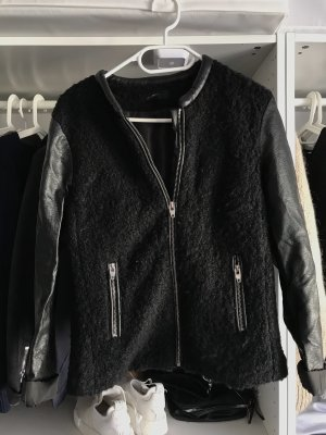 Jacke schwarz H&M