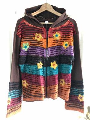 Ohne Veste chemise multicolore coton