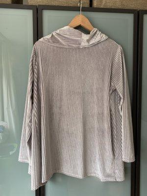 Fashion Girl Giacca-camicia argento