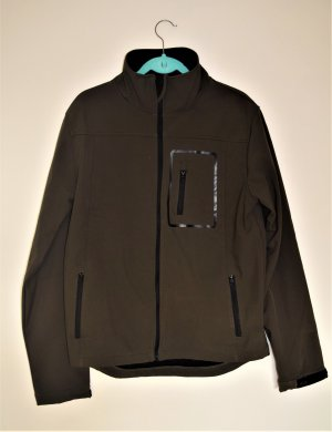 Toptex Softshell Jacket brown-dark brown polyester