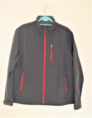 Softshell Jacket multicolored polyester