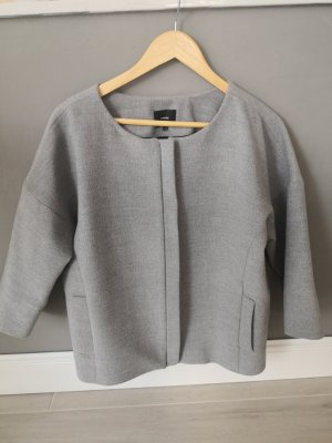 someday Oversized Jacket light grey