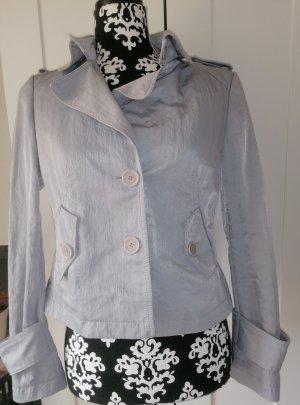 Esprit Marynarka koszulowa jasnoszary