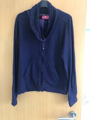 calmia Chaqueta estilo camisa violeta oscuro