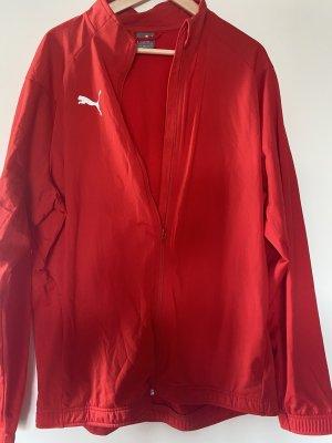 Puma Kurtka oversize czerwony