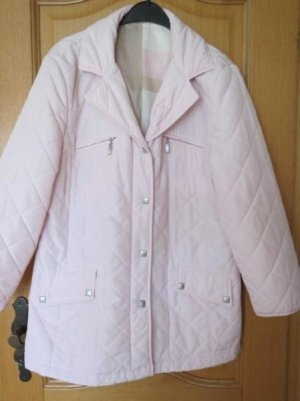 Barisal Quilted Jacket light pink