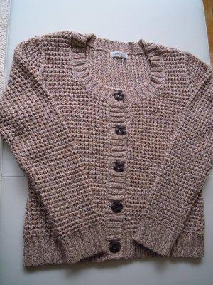 Bonita Cardigan in maglia multicolore Cotone