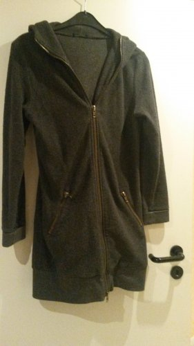 Fleece Jackets taupe-anthracite