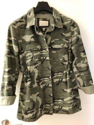 Jacke Tom Tailor, Camouflage, Grösse S