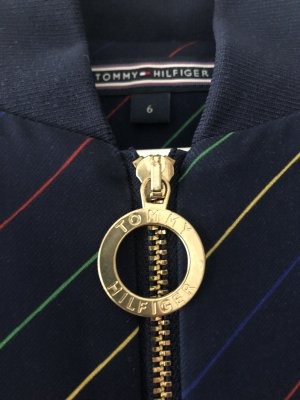 Tommy Hilfiger Blusón azul oscuro