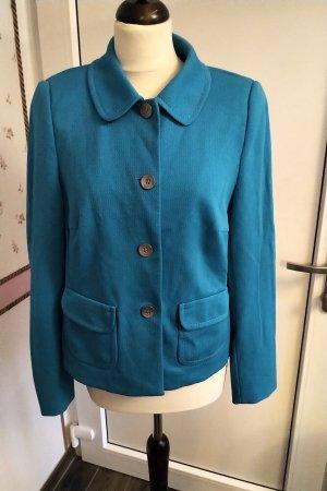 Basler Between-Seasons Jacket turquoise-cadet blue
