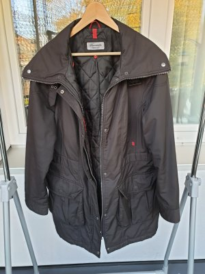 C&A Yessica Gewatteerde jas zwart Gemengd weefsel
