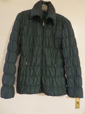 Jacke Übergangsjacke grün leicht gesteppt Größe 38