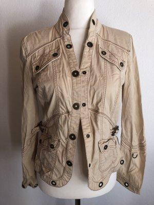 Biba Between-Seasons Jacket beige-camel