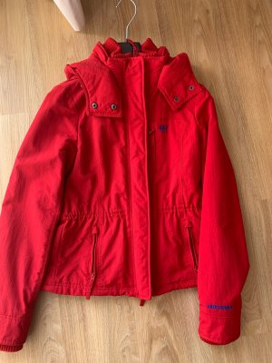 Abercrombie & Fitch Overgangsjack rood-blauw