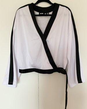 Jacke von Ace Tee X H&M Größe S Weiß/Schwarz