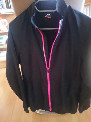 active Sportjack zwart-roze