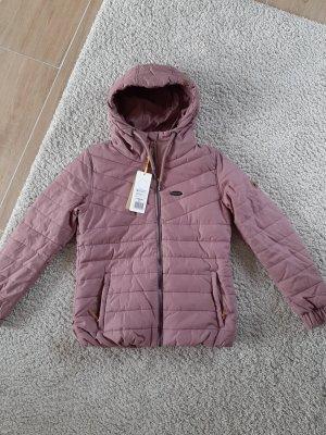 Alife & Kickin Winter Jacket mauve