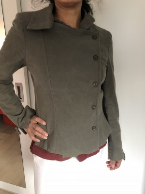 Anette Görtz Between-Seasons Jacket khaki-ocher