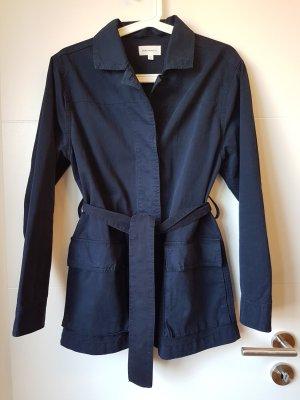 Armedangels Between-Seasons Jacket dark blue