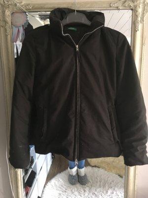 Jacke von Benetton in braun Größe XS