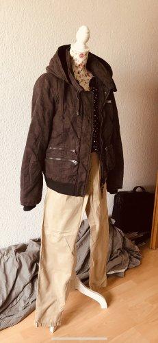 BWNY Jeans Hoody black brown-dark brown