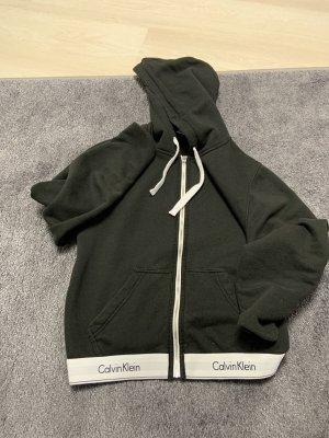 Calvin Klein Chaqueta con capucha negro