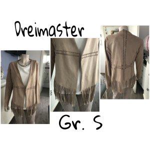 Jacke von Dreimaster Gr. S