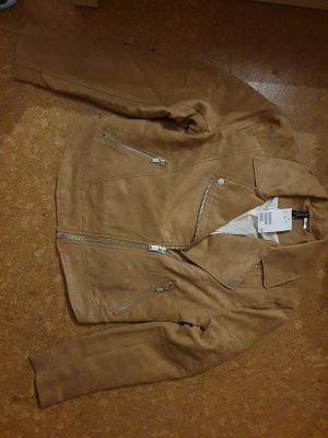 Jacke von H&M im Biker-Style Gr. 38. Neu mit Etikett