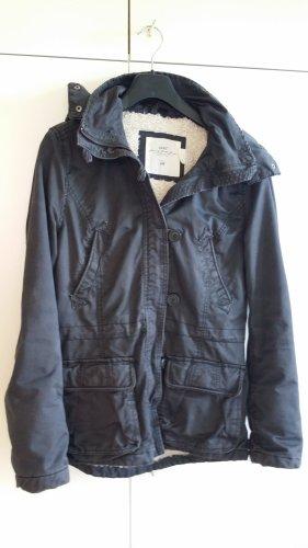 Jacke von H&M Logg, dunkelgrau, Gr 40