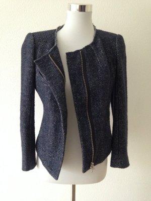 Isabel Marant Étoile Giacca di lana blu scuro Lana
