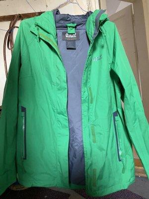 Jack Wolfskin Outdoor Jacket green