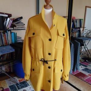 Lala Berlin Oversized Jacket yellow-neon yellow