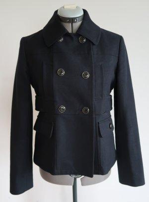 Jacke von Massimo Dutti dunkelblau M DE 38