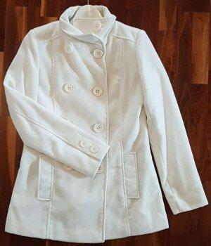 Jacke von Montego, Größe 34, helles beige
