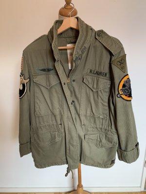Denim & Supply Ralph Lauren Between-Seasons Jacket khaki-olive green