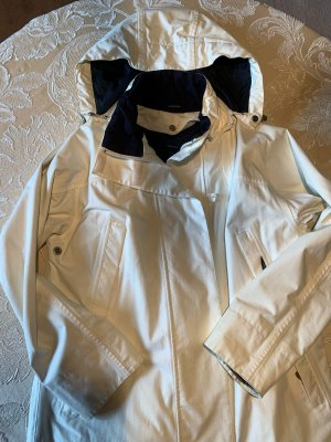 redgreen Coupe-vent blanc-bleu foncé
