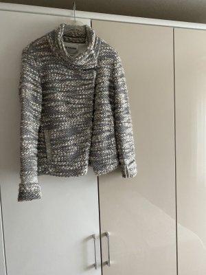 Rich & Royal Giacca di lana multicolore Lana