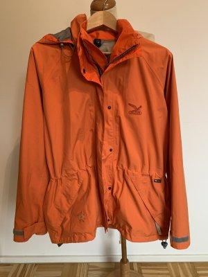 Salewa Outdoor jack oranje