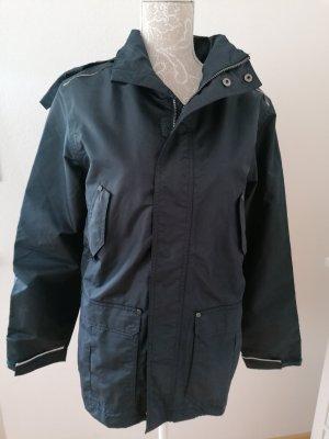 Tchibo / TCM Raincoat blue-dark blue